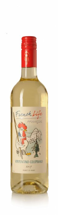 French Life Vermentino - Colombard, VdF-1037