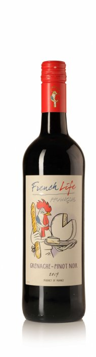 French Life Grenache - Pinot Noir-1038