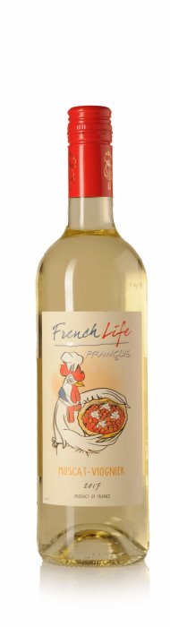French Life Muscat - Viognier, VdF-1039