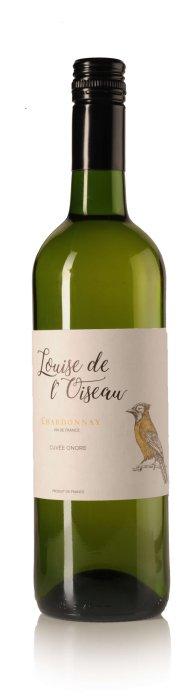 Louise de L'Oiseau Chardonnay, Vin de France-1131