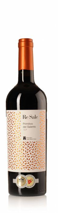 Feudi Re Sale Primitivo del Salento IGP-1201