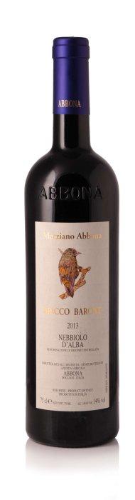 Nebbiolo d'Alba 'Bricco Barone'-1212