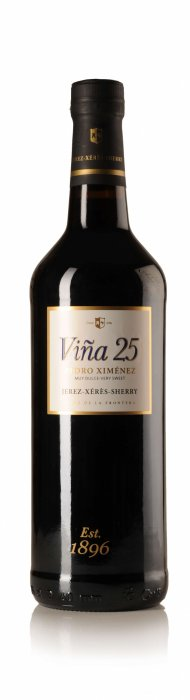 La Ina Viña 25 Pedro Ximenez Sherry Jerez-1326