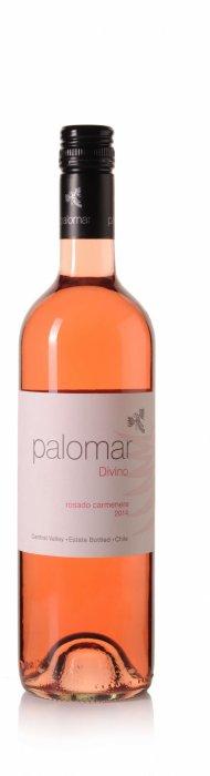Carmenère Rosé Divino-1489