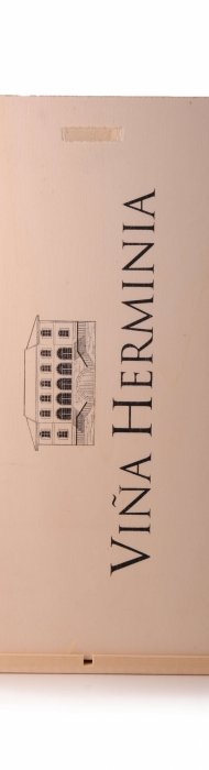 2-vaks kist Rioja Vina Herminia-1534