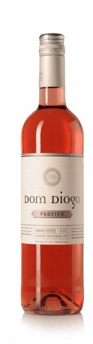 Dom Diogo Padeiro Rosé Vinho Verde DOC-1691