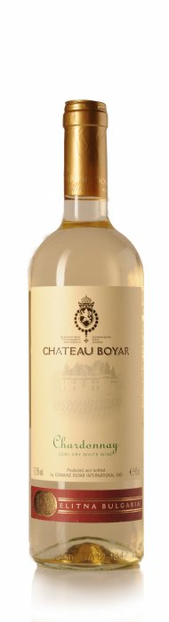 Chateau Boyar Semi Dry Chardonnay-1708