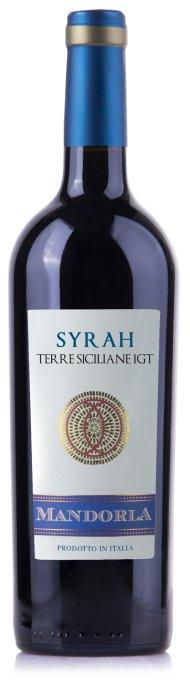 Mandorla Syrah Terre Siciliana IGT-1714