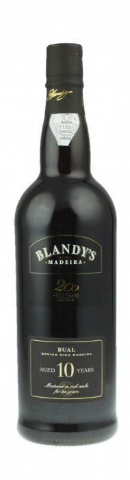 Blandy's 10 years old Bual 0.5 ltr-613