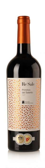 Feudi Re Sale Primitivo del Salento IGP-673