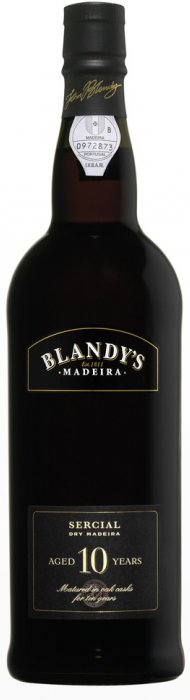 Blandy's 10 years old Sercial 0,5 ltr.-781