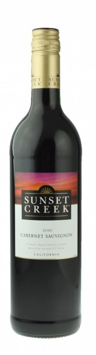 Sunset Creek Cabernet Sauvignon-804