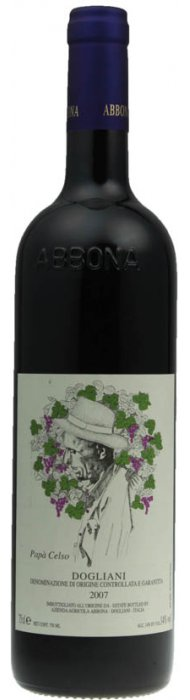 Dolcetto Dogliani 'Papa Celso'-808